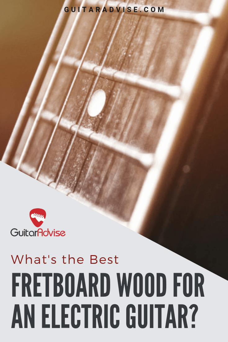 Electric Guitar Fretboard Wood