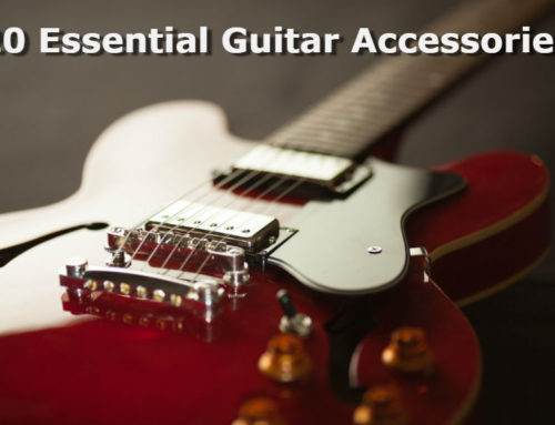 20 Essential Guitar Accessories Every Guitar Player Must Have