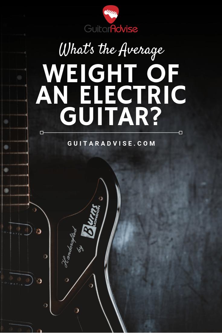 Guitar Weight
