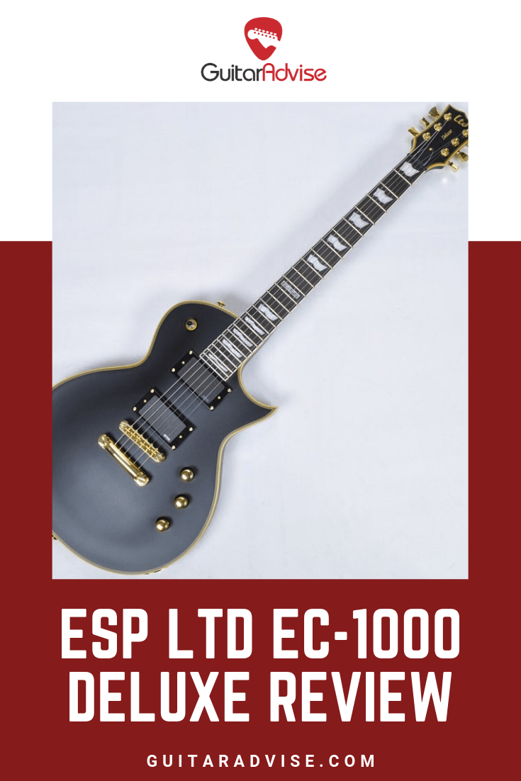 ESP LTD EC-1000 Review