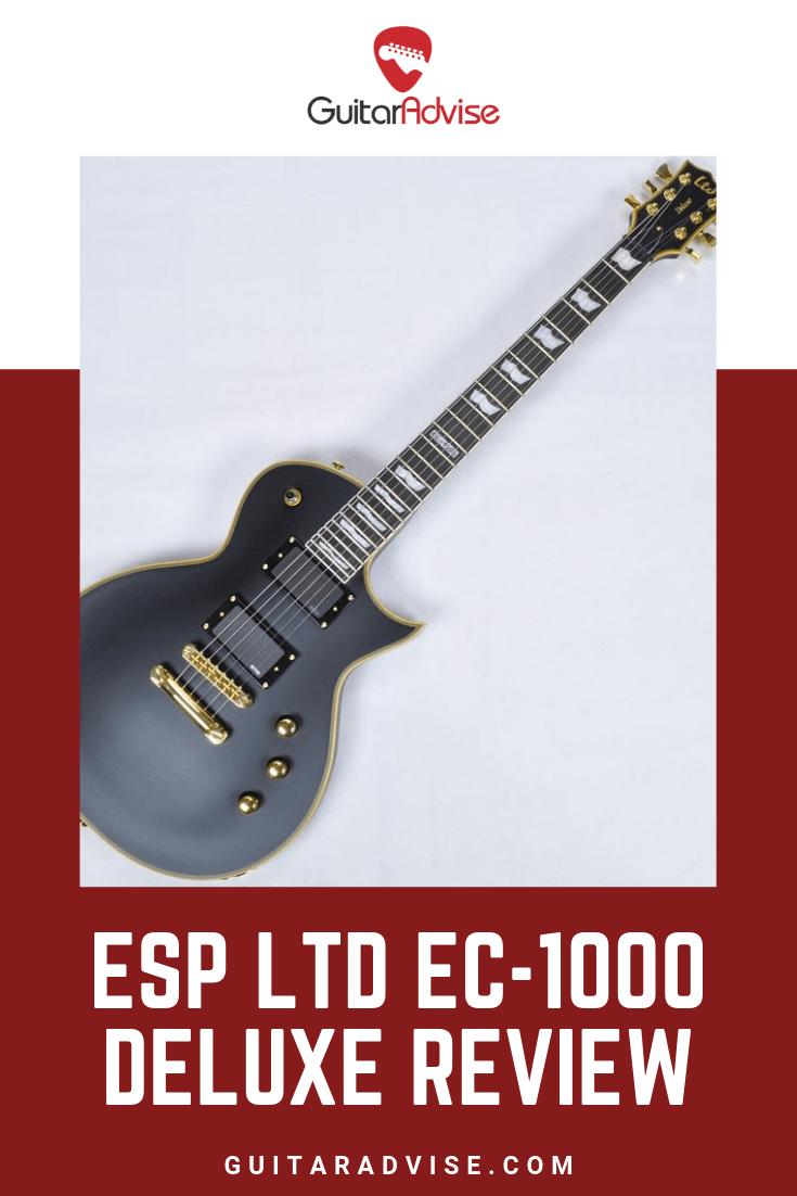 ESP LTD EC-1000 Review