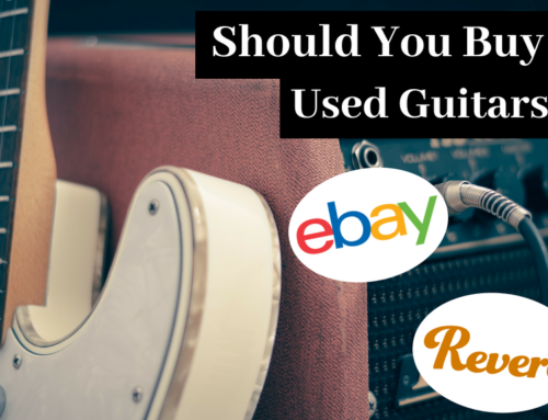 Should You Buy a Used Electric Guitar?
