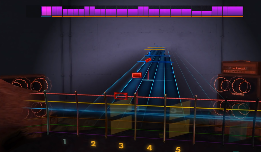 Rocksmith for Learning Guitar