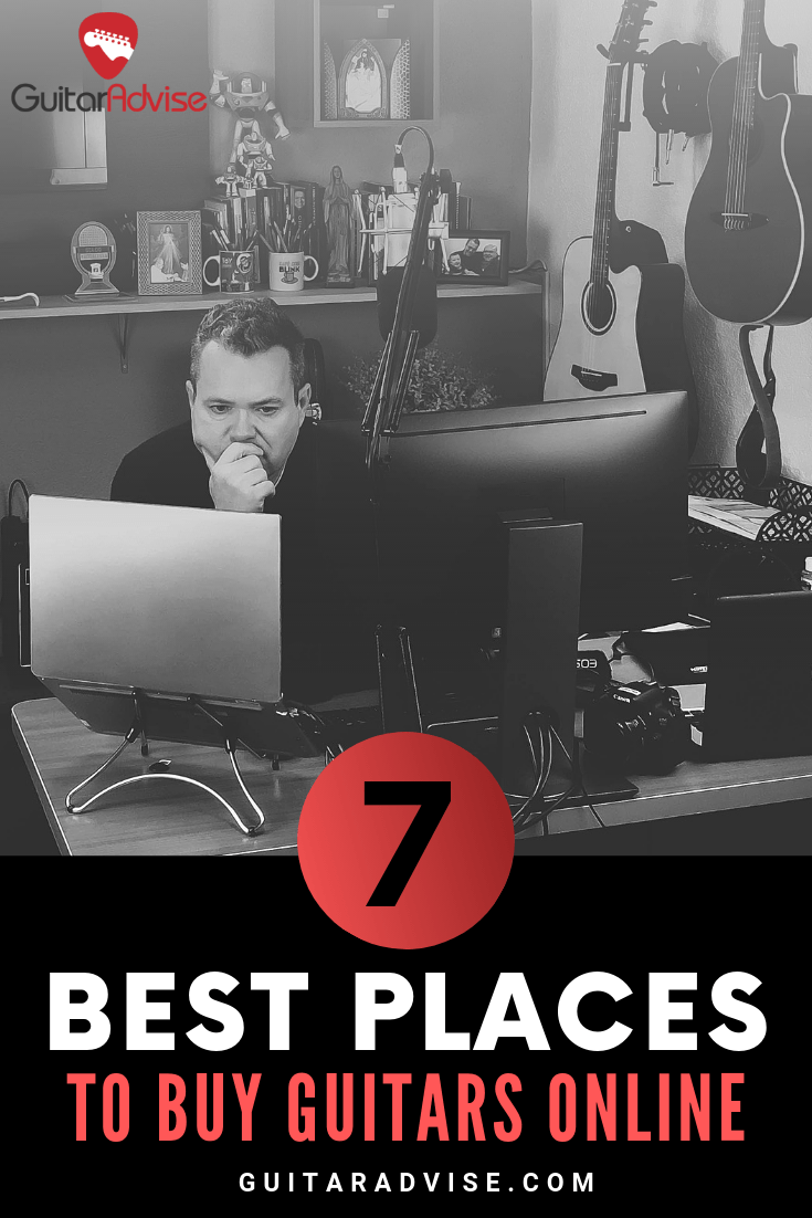 7 Best Places to Buy Guitars Online - Pinterest