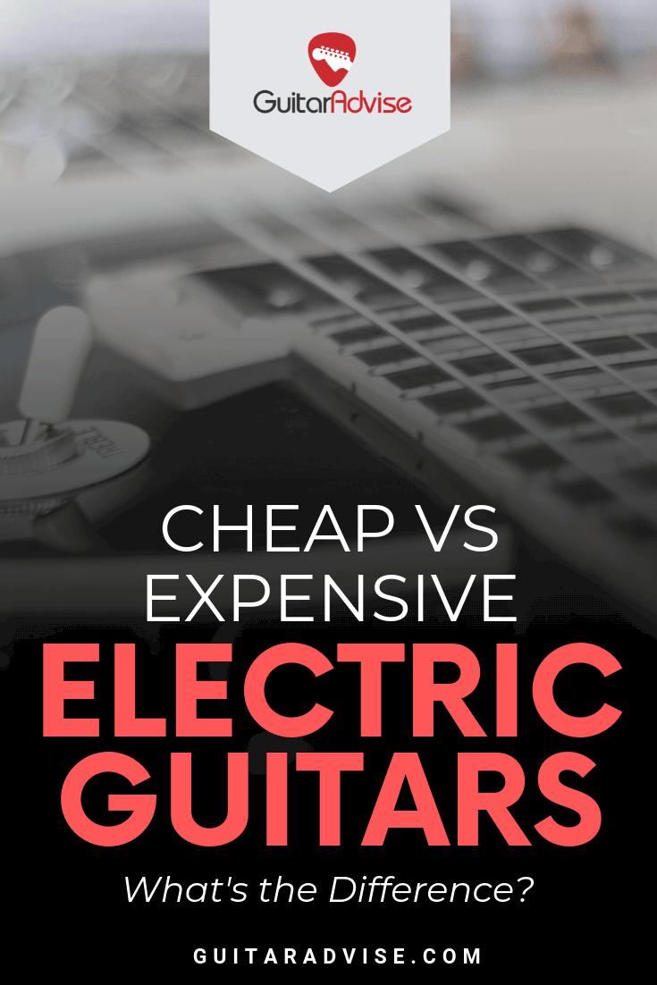 Cheap vs Expensive Guitars