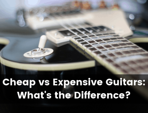 Cheap vs Expensive Guitars: What's the Difference?