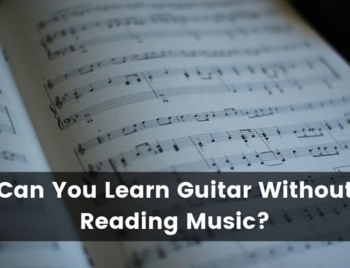 Can You Play Guitar Without Reading Music?