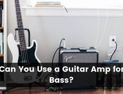 Can You Use a Guitar Amp for Bass?