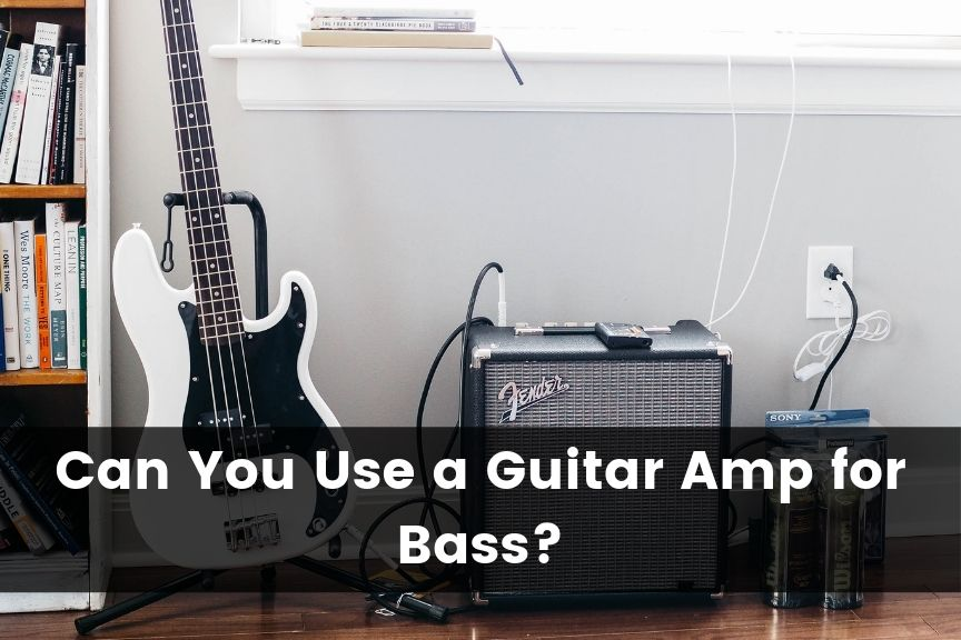 Can You Use a Guitar Amp for Bass