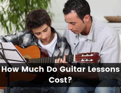 How Much Do Guitar Lessons Cost?