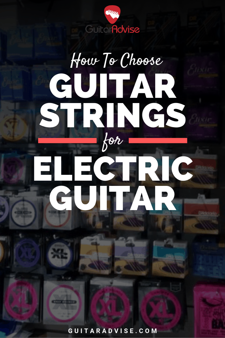 Choose Guitar Strings