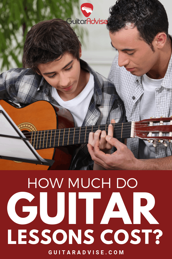 Guitar Lesson Cost