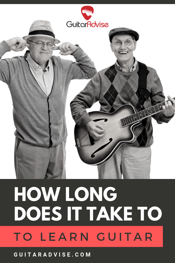 How Long to Learn Guitar