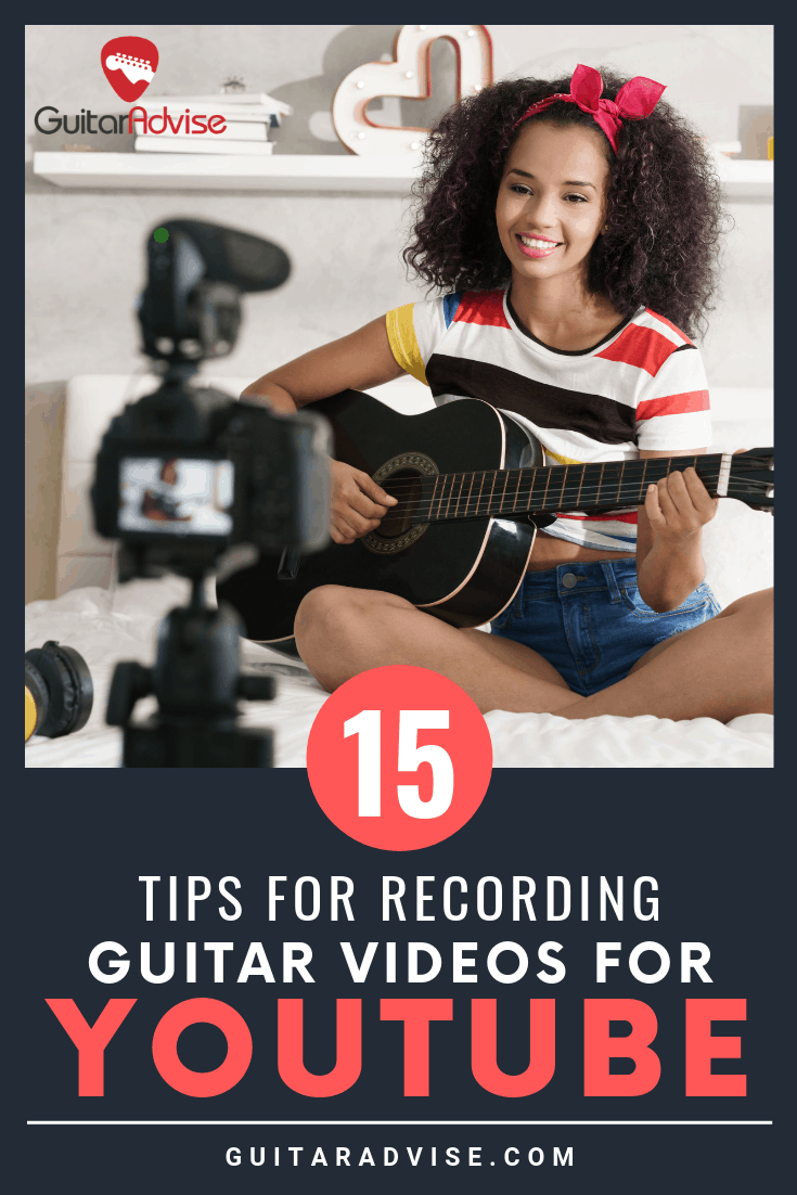 Recording Guitar Videos for YouTube