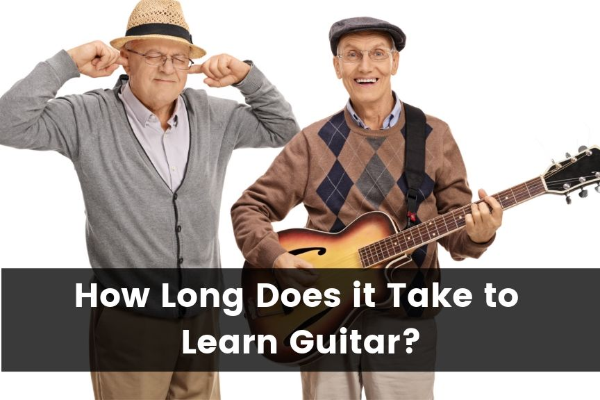 How Long Does it Take to Learn Guitar 2