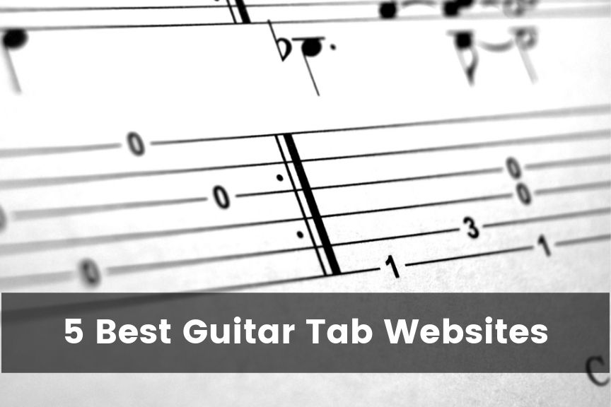 Best Guitar Tab Websites