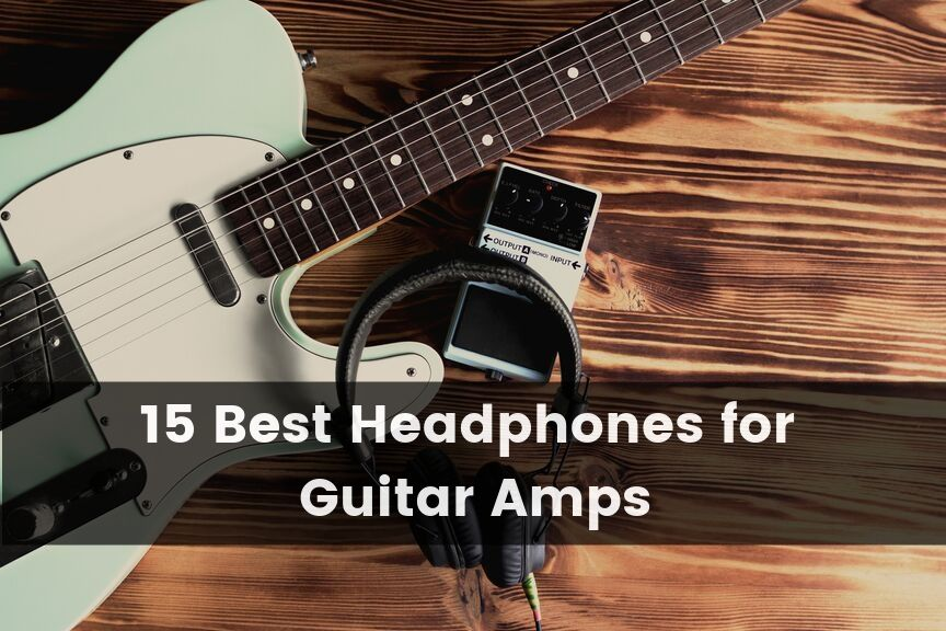 15 best headphones for guitar amps 2019 guitar advise. Black Bedroom Furniture Sets. Home Design Ideas