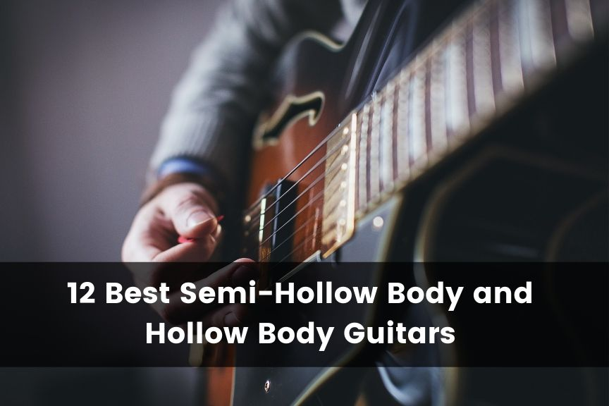 Best Semi-Hollow and Hollow Body Guitars - FInal