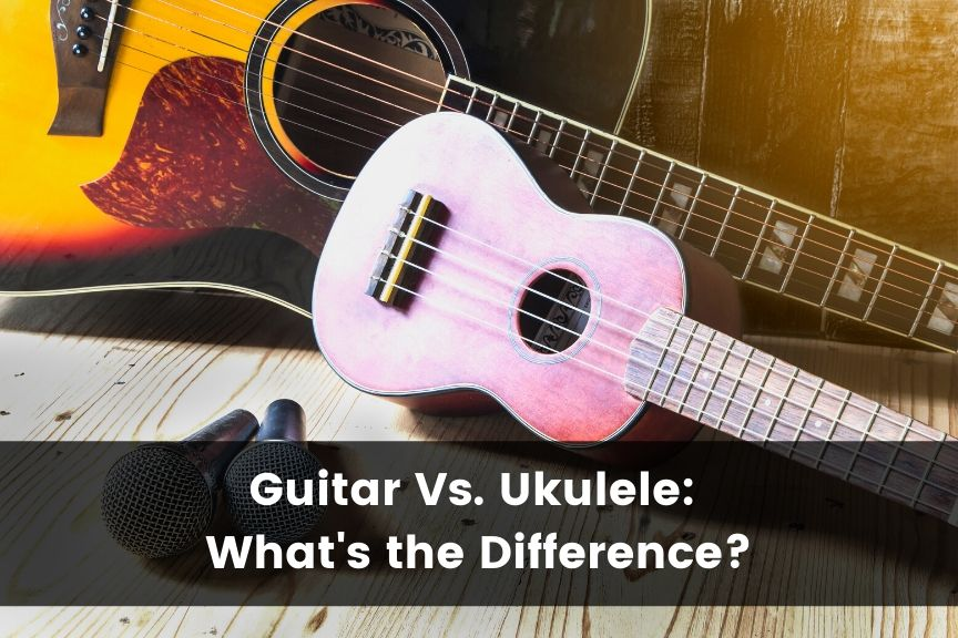 Guitar vs Ukulele
