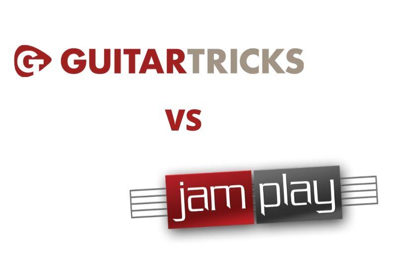Guitar Tricks Vs JamPlay